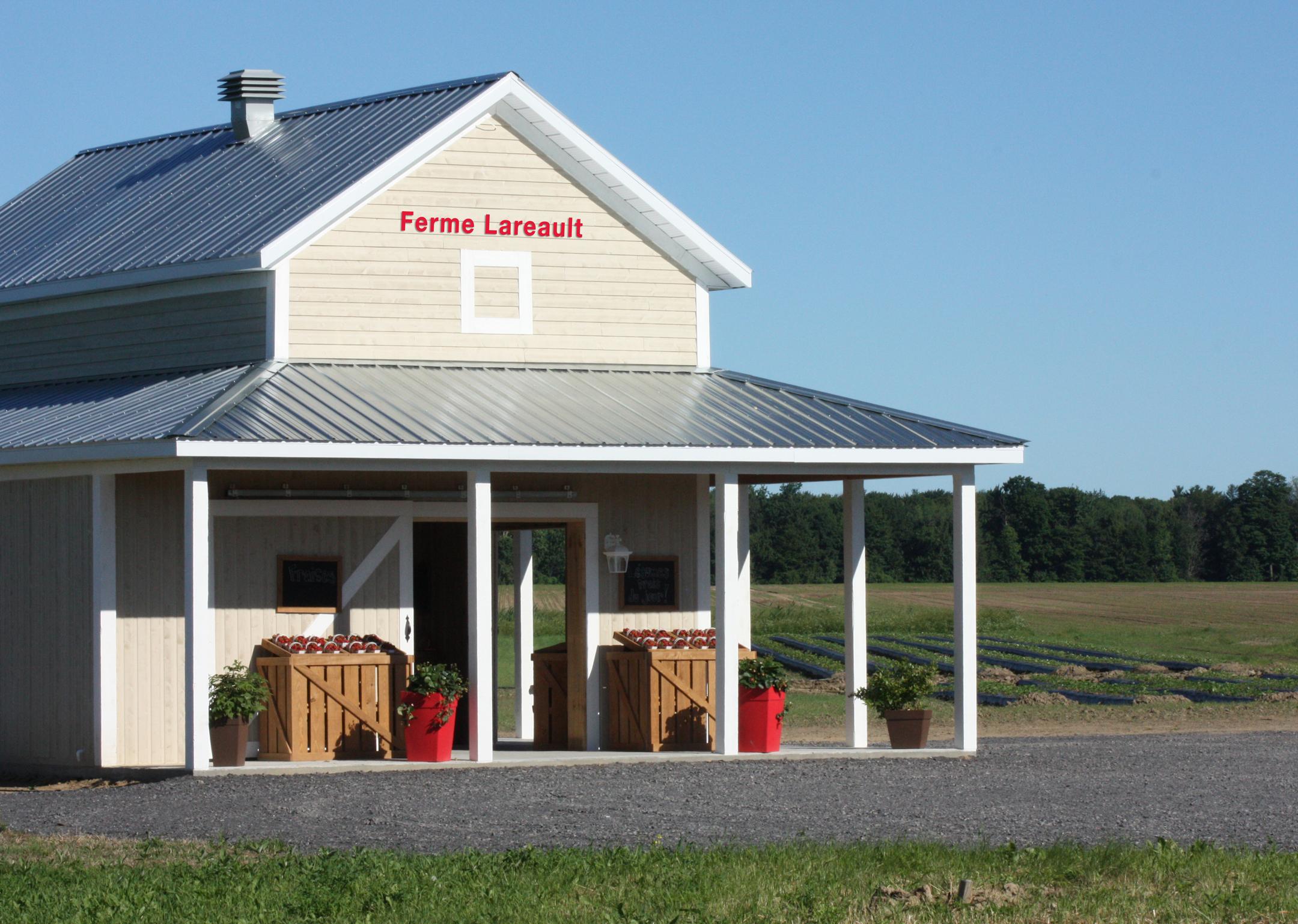 Kiosque de Lavaltrie
